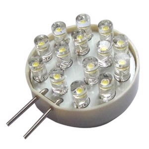 LED pære 12 volt G4 1,3 Watt