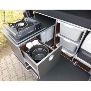 Campingbox L for VW T5/T6