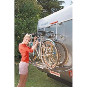 Carry Bike Pro Hymer til 2 cykler