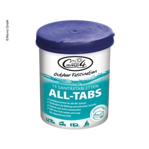Camp4 All-Tabs 15 stk