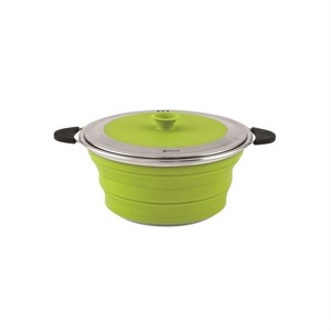 Outwell Collaps Gryde med låg 2.5L Lime Green