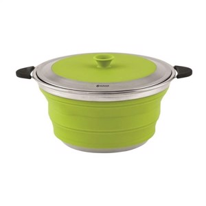 Outwell Collaps Gryde med låg 4.5L Lime Green