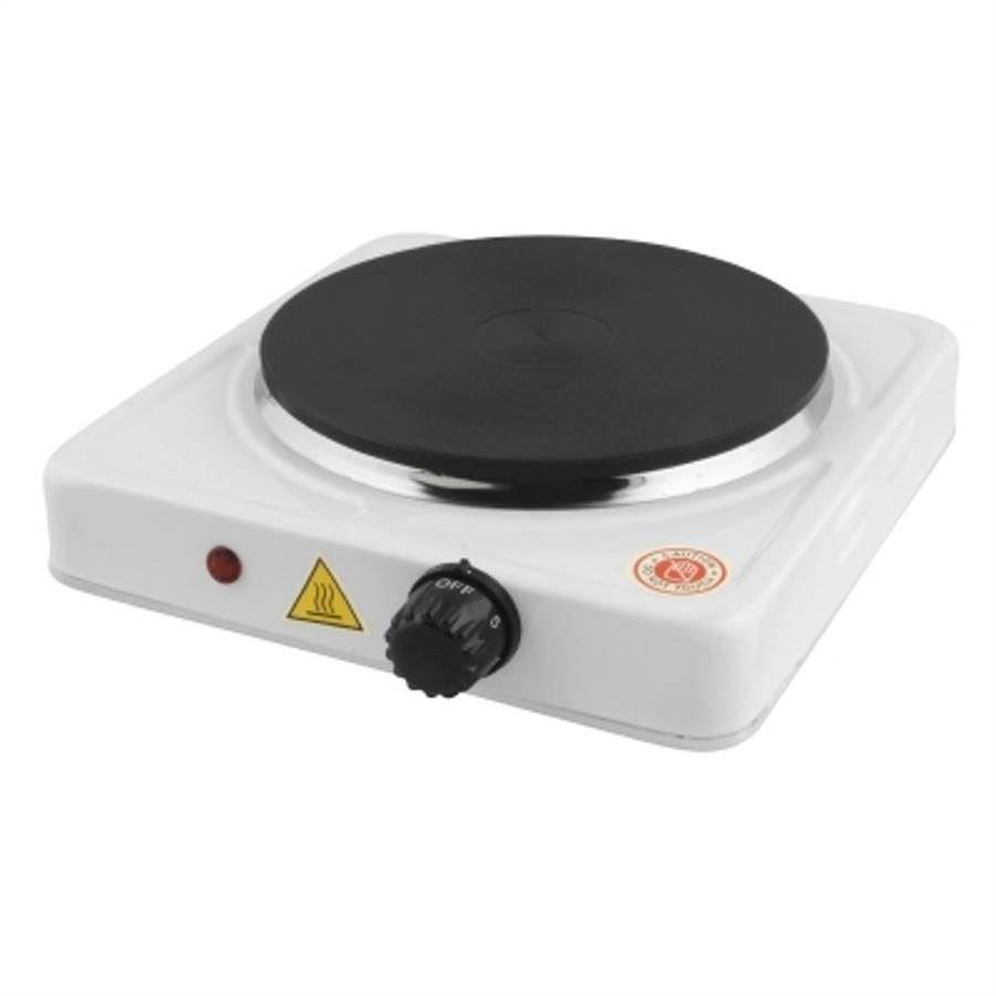 Opdateret El kogeplade enkelt - Køb den idag hos BilligCamping.dk SS92