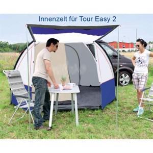 Reimo Tour  Easy 3 Indertelt, 140X200X200 cm