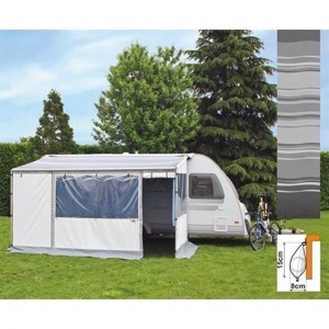 Fiamma Caravanstore Zip Royal Grey 255 cm.