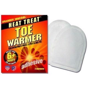 Grapper Toe Warmers - 2 stk.