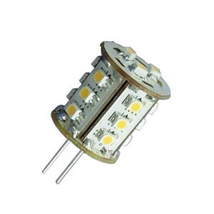 LED pære 12 volt G4 - 1,0 Watt