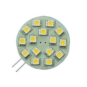 LED pære 12 volt G4 - 2,0 Watt