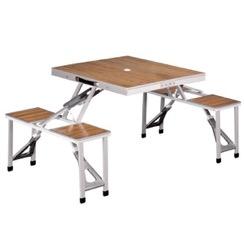 Seneste Campingbord. Køb billige foldbare campingborde i letvægt her BJ44