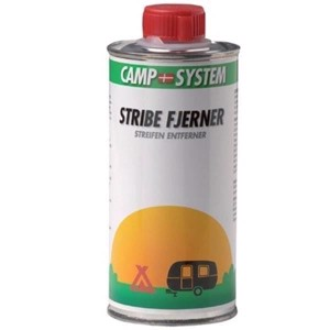 Camp Stribefjerner